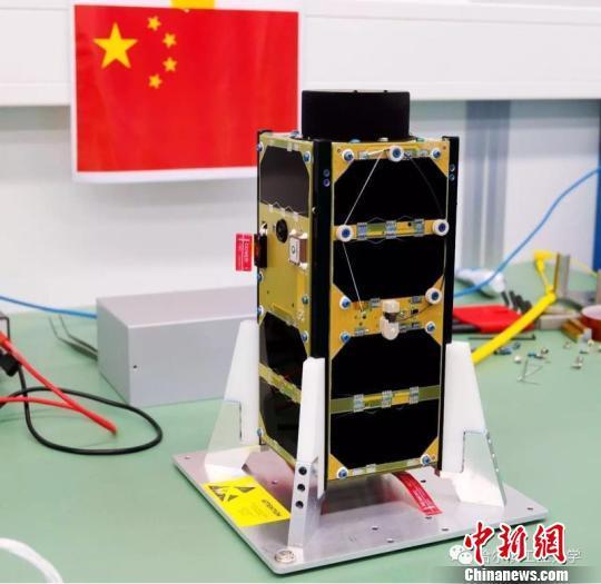 紫丁香一号发射系中国大学生自主研发的卫星