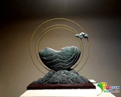 2017年全国大学生雕塑创意活动周在山西灵丘成功举办