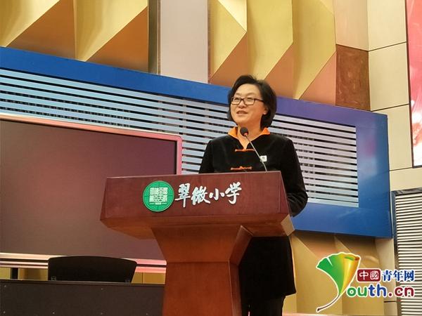 北京(兖州)文化小学艺术节在京开启启动年画传新兖镇儿童中国