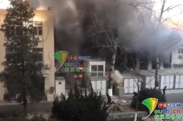 突发!北京交通大学实验室发生爆炸(图3)