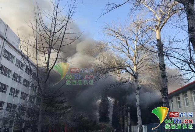 突发!北京交通大学实验室发生爆炸(图4)