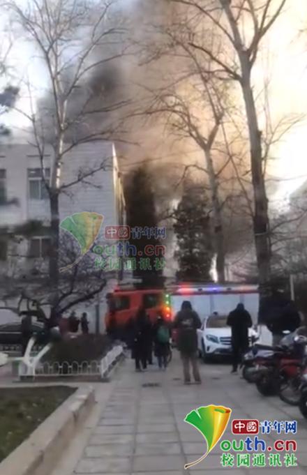 突发!北京交通大学实验室发生爆炸(图5)