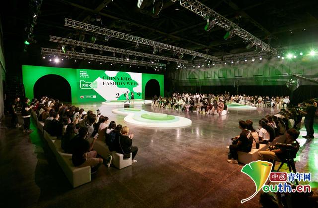 2019年中国国际儿童时装周在京举行