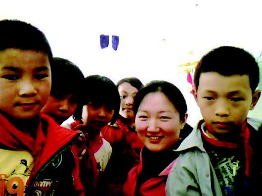 北京姑娘扎根广西偏远乡村11年
