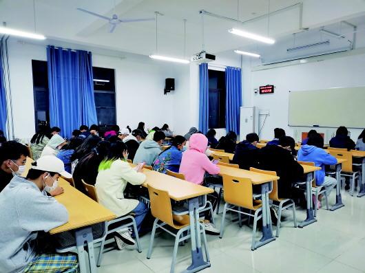 江苏师范大学科文学院肺结核事件调查